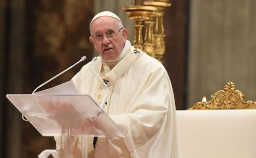 Pope praises UN efforts for worldwide cease-fire during pandemic