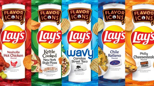 New Lay's flavored after beloved dishes at iconic American restaurants