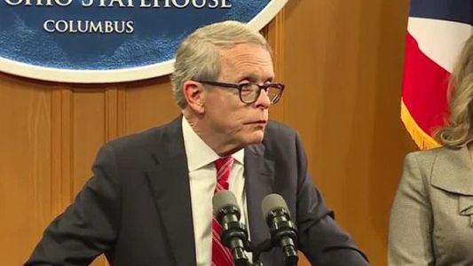 Ohio governor-elect Mike DeWine says he's ready to hit the ground running