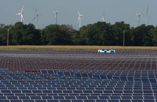 Renewables now cheaper than new coal or gas 'across two-thirds of the world'