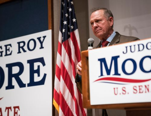 Roy Moore weighs 2020 Senate bid despite party opposition