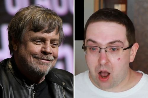 Tearful 'Star Wars' trailer reaction gets backlash and Mark Hamill love