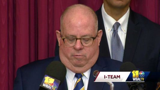 Gov. Hogan announces new initiatives to help curb violent crimes in Baltimore