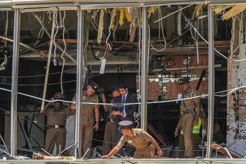 Americans confirmed to be among dead in Sri Lanka Easter bombings