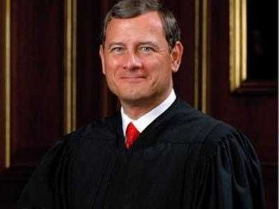 Chief Justice John Roberts Hospitalized Overnight After Fall Last Month