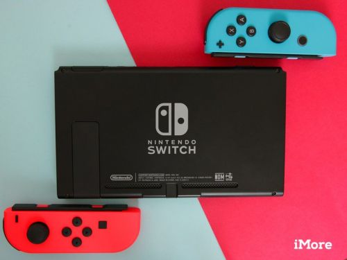 This is our first look at the upcoming Android port for the Nintendo Switch