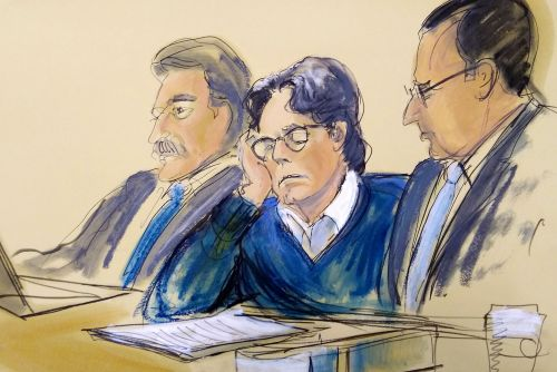 Jurors reach verdict in Nxivm 'sex cult' leader Keith Raniere's trial