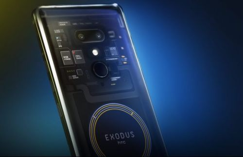 HTC's blockchain phone Exodus 1 will open to non cryptocurrency sales starting at $699