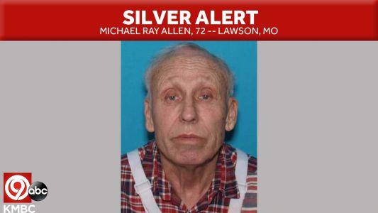 Silver Alert issued for missing Lawson, Mo. man with dementia