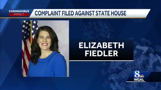 Rep. Fiedler files unsafe working conditions complaint against the Republican led State House