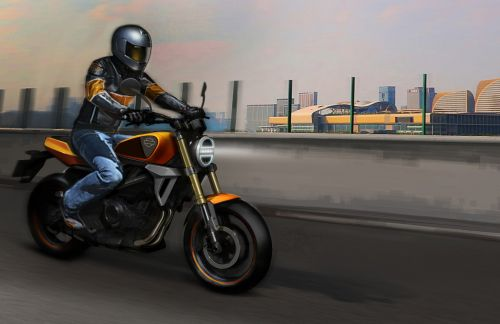 Harley-Davidson just revealed the most important new motorcycle in its history - and it isn't electric