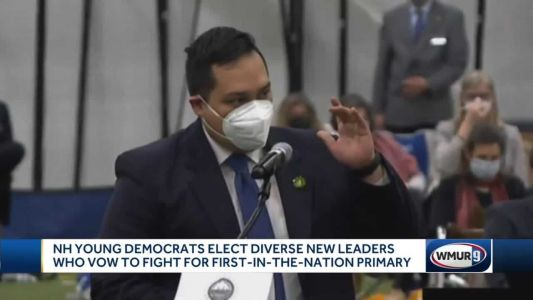 NH Young Democrats elect diverse new leaders who vow to fight for first-in-nation primary