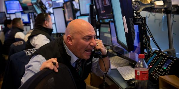 The economy will be just fine without more stimulus - but markets could sell off sharply, says one top strategist