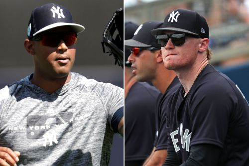 Yankees' outfield plan clears up with Aaron Hicks concern, Clint Frazier reality