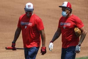 Nats, Astros, Cards cancel workouts over virus testing delay