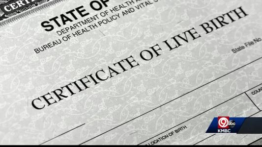 Lawsuit filed challenging Kansas policy of denying changes to transgender birth certificates