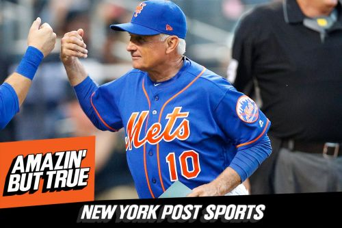Listen to Episode 8 of 'Amazin' But True': 'Ass In The Jackpot' feat. Terry Collins