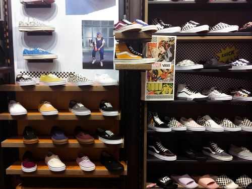 We went shopping at Vans and saw why it's suddenly wildly popular with teens