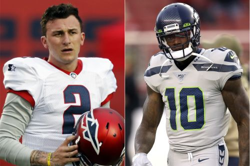 Josh Gordon teaming with Johnny Manziel in Fan Controlled Football League