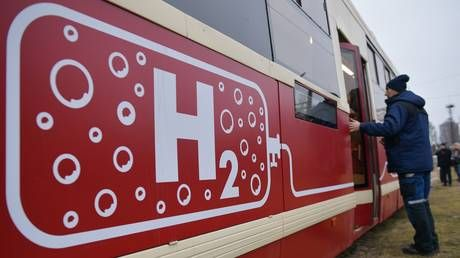 Russia eyes boosting its global market share of hydrogen by 20% in a decade