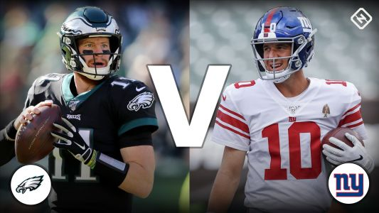 Giants vs. Eagles odds, prediction, betting trends for 'Monday Night Football'
