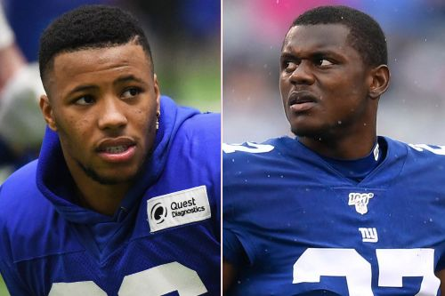 Saquon Barkley deservedly becoming face of the Giants