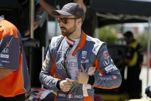 Hinchcliffe to run final 3 IndyCar races with Andretti