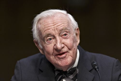 John Paul Stevens, long-serving Supreme Court justice, dies at 99