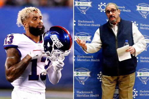 How Dave Gettleman is now explaining the Odell Beckham trade