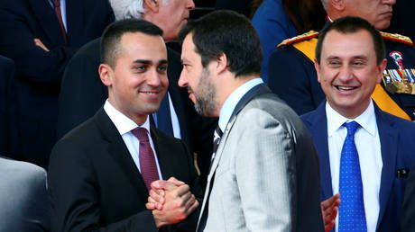 League's decision not to back von der Leyen risks isolating Italy, Deputy PM Di Maio says