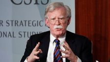 Bolton knows of 'relevant meetings' on Ukraine that lawmakers don't know about, his lawyer says