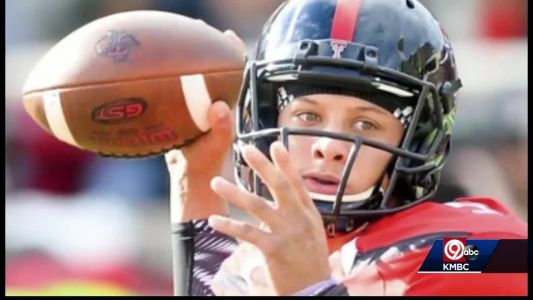 Patrick Mahomes' high school holds day in his honor