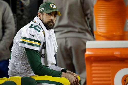 Aaron Rodgers' Super Bowl window closing as it all falls apart