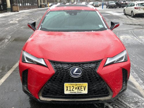 I drove a $42,000 Lexus UX hybrid SUV to see if this offbeat, entry-level crossover is worthy of its luxury nameplate. Here's the verdict