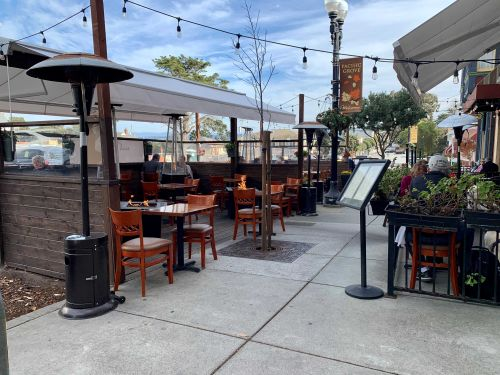 Restaurants work to keep parklet patios safe after teen crashes into Salinas dining tent