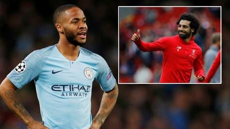 'She likes the banter': Raheem Sterling reveals daughter trolls him with Mo Salah chants