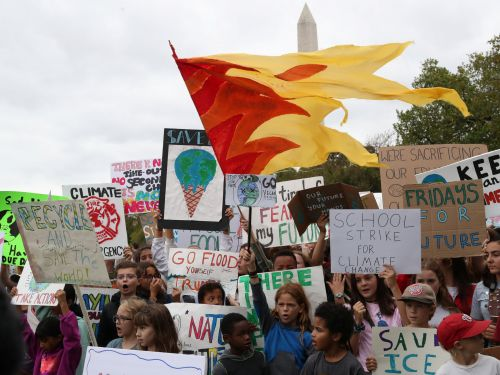 More than half of teens say they're 'afraid' and 'angry' about climate change - and 1 in 4 of them are doing something about it