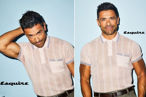 Mark Consuelos thinks patience would help Hollywood marriages