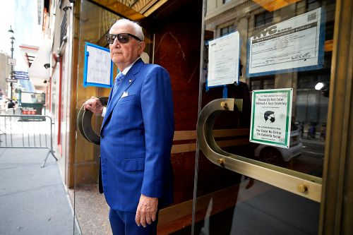 Meet the 92-year-old mogul who could block Cuomo's billion-dollar Penn Station plan