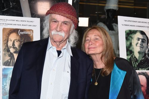 David Crosby's documentary premiere is star-studded affair