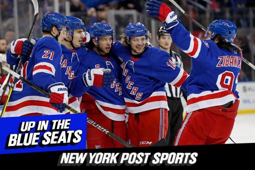 Listen to Episode 26 of 'Up In The Blue Seats': Playoff-Bound Blueshirts feat. Dave Maloney