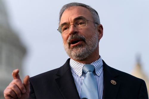 Maryland Rep. Andy Harris prevented from entering US House chamber with gun
