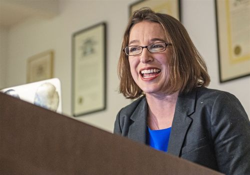 Amid residency uncertainty, state senator-elect Lindsey Williams makes herself at home in Harrisburg
