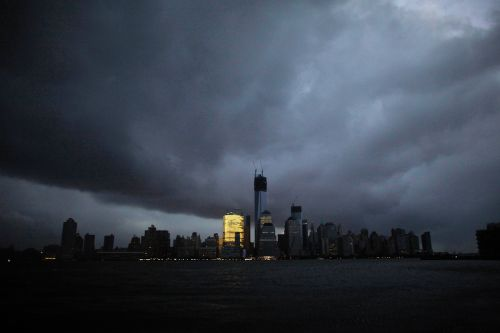 Why Central Banks Need to Step Up on Global Warming