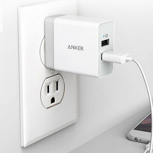 Wednesday's top deals: dual-USB wall chargers, LED light strips, and more