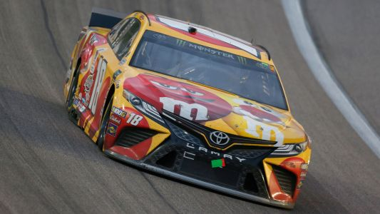 NASCAR at Richmond: TV schedule, lineup, qualifying drivers for the Federated Auto Parts 400
