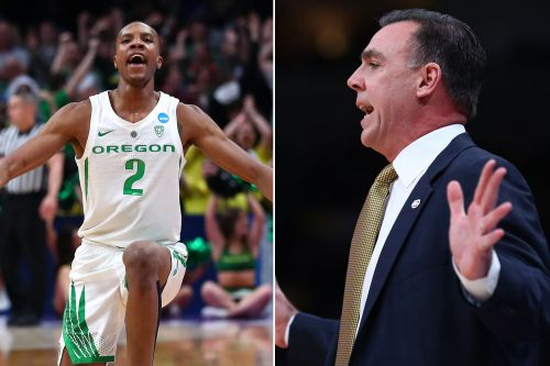 March Madness coach led UC Irvine in taunting 'Queen' at Oregon star