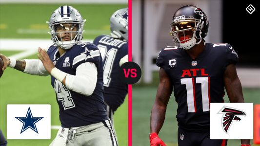 What channel is Cowboys vs. Falcons on today? Time, TV schedule for Week 2 NFL game