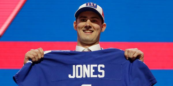 The NFL world mocked the Giants after the controversial decision to use the6th pick in the draft on Duke QB Daniel Jones