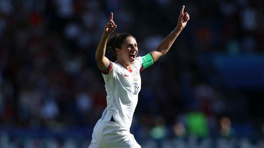 USWNT legend Carli Lloyd's attempt to qualify for fourth Olympic Games is off to an excellent start